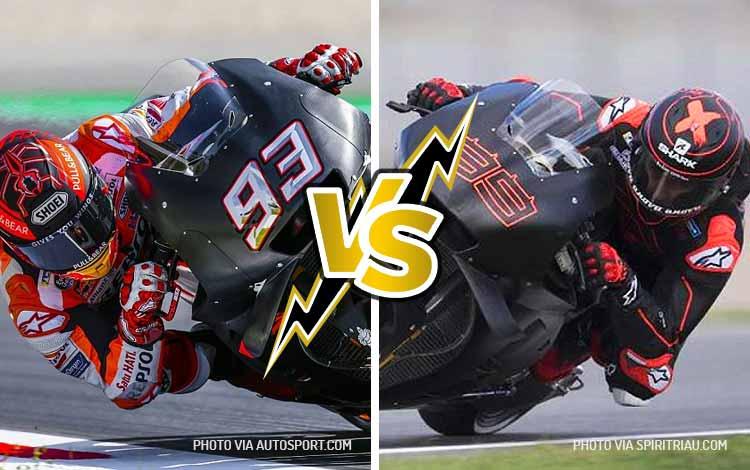 Susunan Rider MotoGP 2019