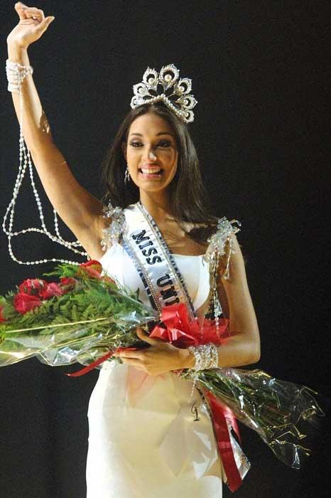 Pemenang Miss Universe Dari Waktu Ke Waktu - Amelia Vega - 2003