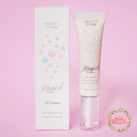 Produk CC Cream Yang Bagus - Beauty Story CC Cream Real Complexion