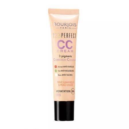 Produk CC Cream Yang Bagus - Bourjois 1,2,3 Perfect CC Cream