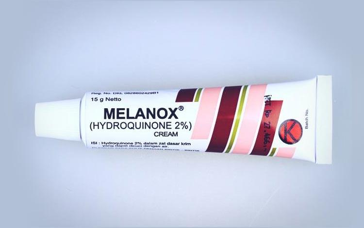 Krim Penghilang Bekas Luka Bagus - Melanox