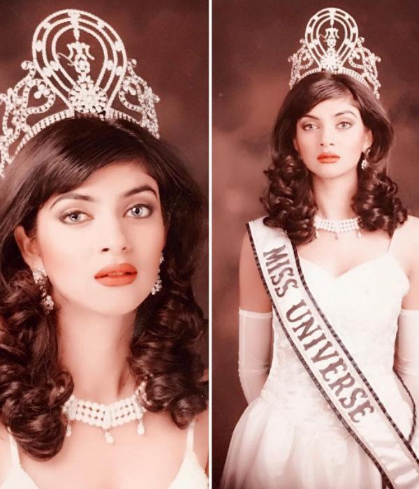 Pemenang Miss Universe Dari Waktu Ke Waktu - Sushmita Sen - 1994