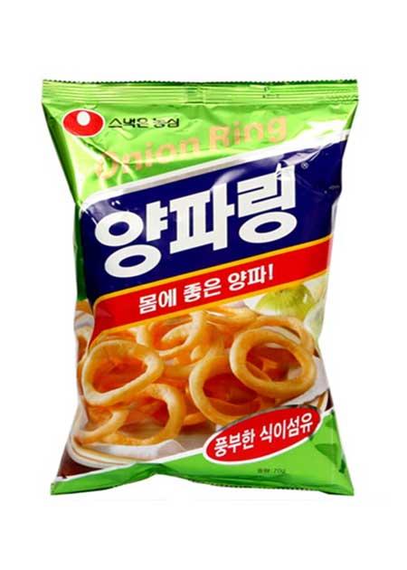 Snack Korea Yang Ada Di Indonesia - Yangpa Ring