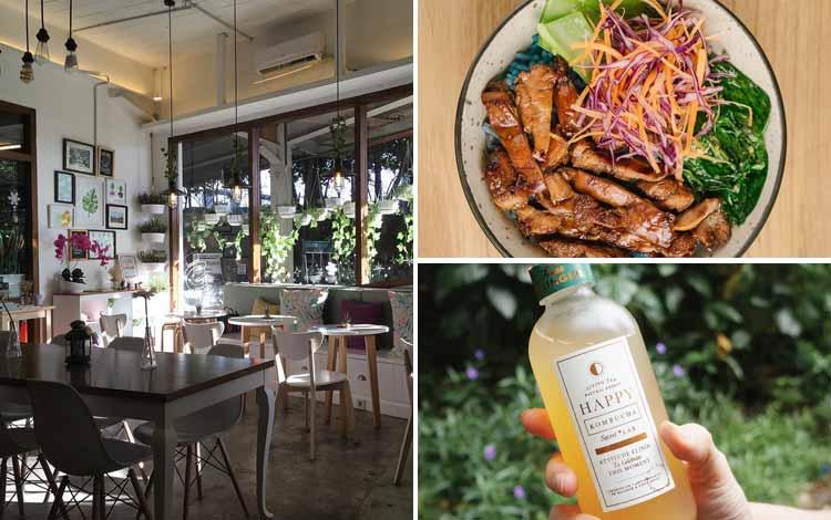 Restoran Makanan Sehat di Jakarta - Beets and Bouts