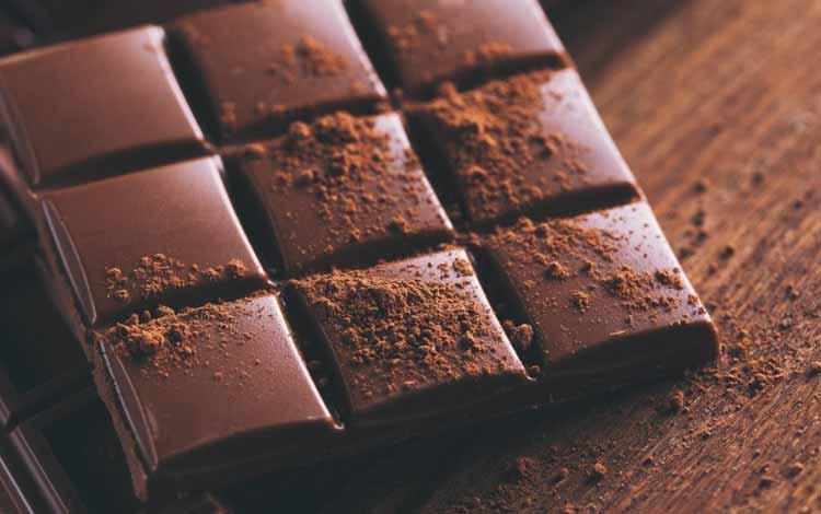 Makanan Untuk Kesehatan Jantung - Coklat Hitam