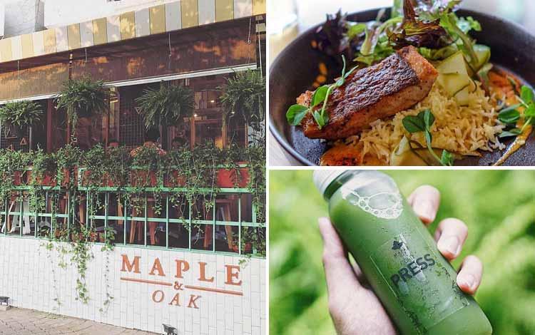 Restoran Makanan Sehat di Jakarta - Maple and Oak