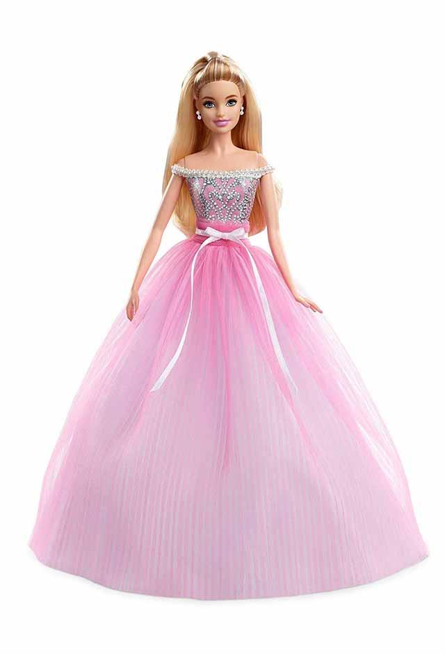 Aneka Jenis Boneka Di Dunia Dengan Tampilan Unik Dan Menarik - Barbie