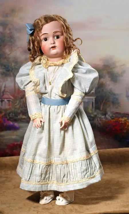 Aneka Jenis Boneka Di Dunia Dengan Tampilan Unik Dan Menarik - Bisque
