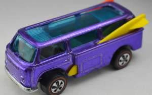 """Daftar Mainan Termahal Di Dunia - 1969 VW """"Beach Bomb"""""""