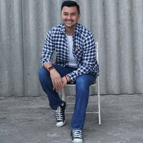 Daftar Pemain Sinetron Anak Langit SCTV Terlengkap - Anjasmara (Reza)