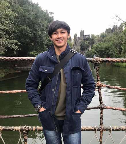Daftar Pemain Sinetron Anak Langit SCTV Terlengkap - Immanuel Caesar Hito (Andra)