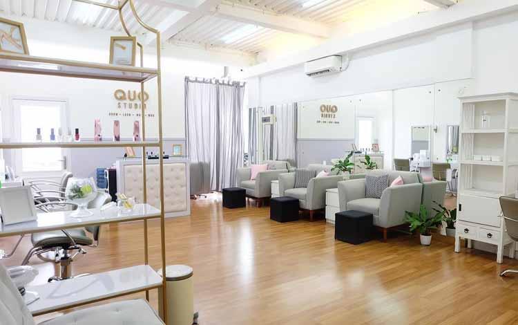 Beauty Salon Yang Bagus Di Jakarta - BloBar by QUO Studio