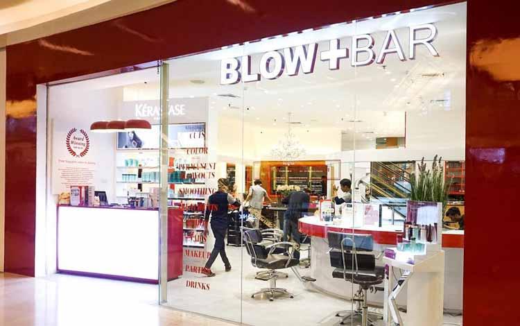 Beauty Salon Yang Bagus Di Jakarta - Blow + Bar