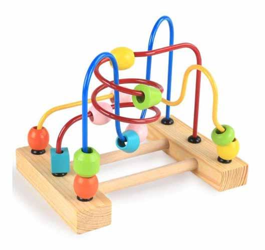 Rekomendasi Mainan Edukasi Untuk Bayi 6- 12 Bulan - Wire Games
