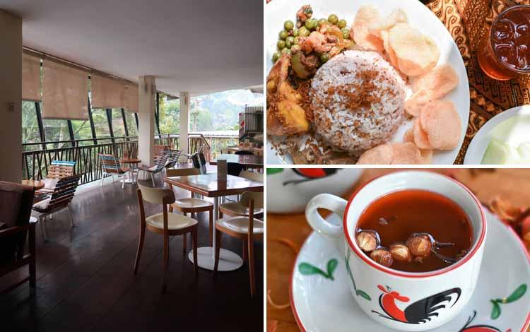 Restoran Dengan Nuansa Alam Di Bandung - Warung Salse