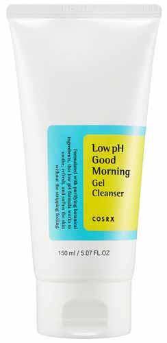 Sabun Wajah Yang Bagus Untuk Kulit Sensitif - COSRX Low-pH Good Morning Cleanser