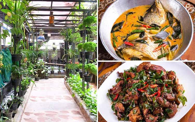 Tempat Makan atau Restoran Dengan Nuansa Alam Di Medan - Sajian Bhinneka