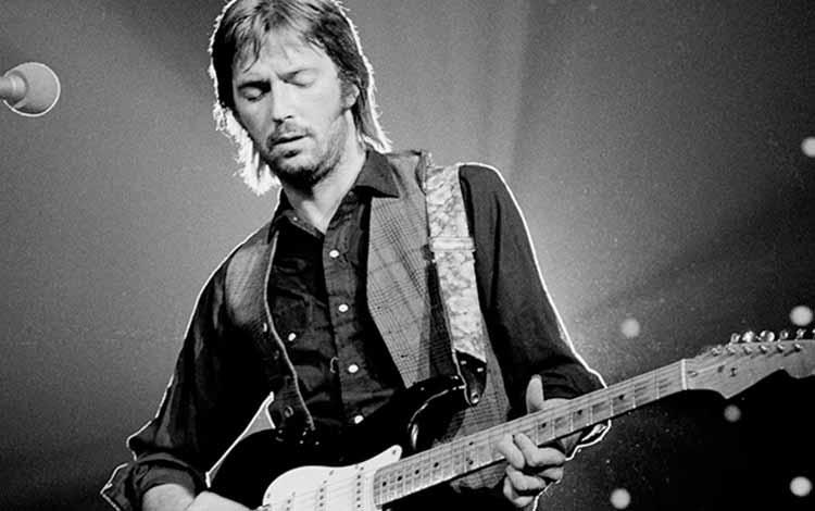Gitaris Terbaik dan Terhebat Di Dunia Dengan Skill Tingkat Dewa - Eric Clapton