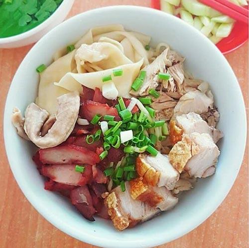 Mie Ayam Terenak Di Surabaya - Mie Ujung Pandang
