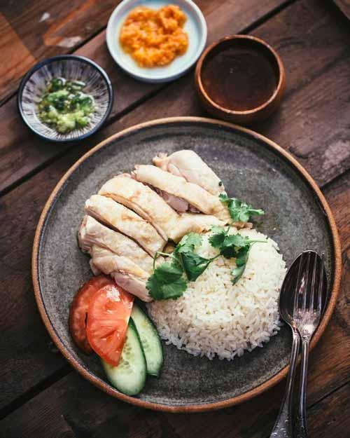 Daftar Makanan Khas China Terlezat - Hainan Jifan