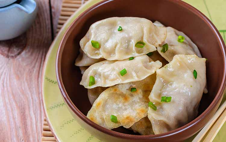 Daftar Makanan Khas China Terlezat - Jiaozi