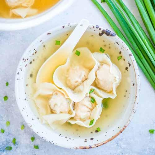 Daftar Makanan Khas China Terlezat - Wonton