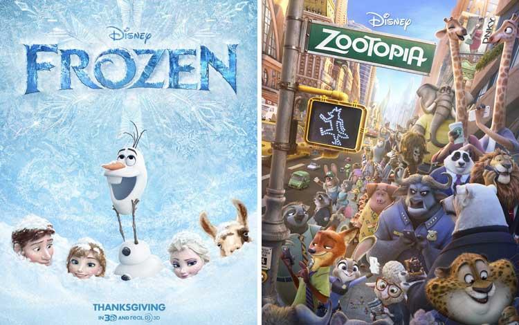 15 Film Animasi Terbaik Karya Walt Disney Blog Unik