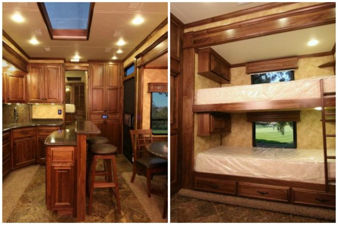 Inside Camper Bedroom Gallery. 2 Bedroom Campers For Sale   Bedroom Style Ideas