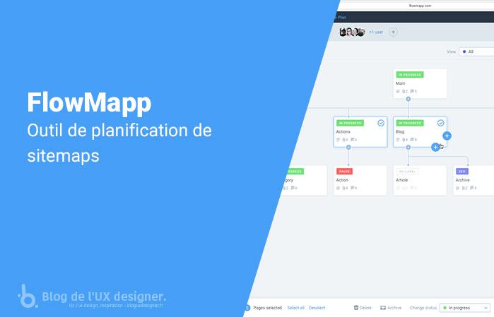 Outil UX, plannifier votre sitemaps