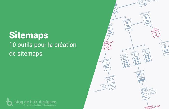 sitemaps 10outils - 10 outils pour la création de sitemaps