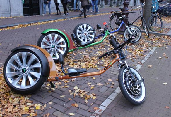 Bicicletas Electricas Chop-E