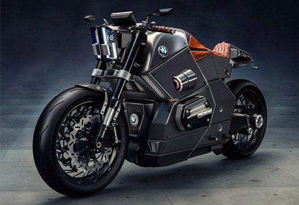 BMW Urban Racer Concept