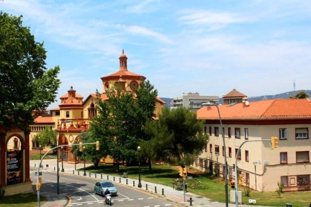 jardines del teatre grec montjuic