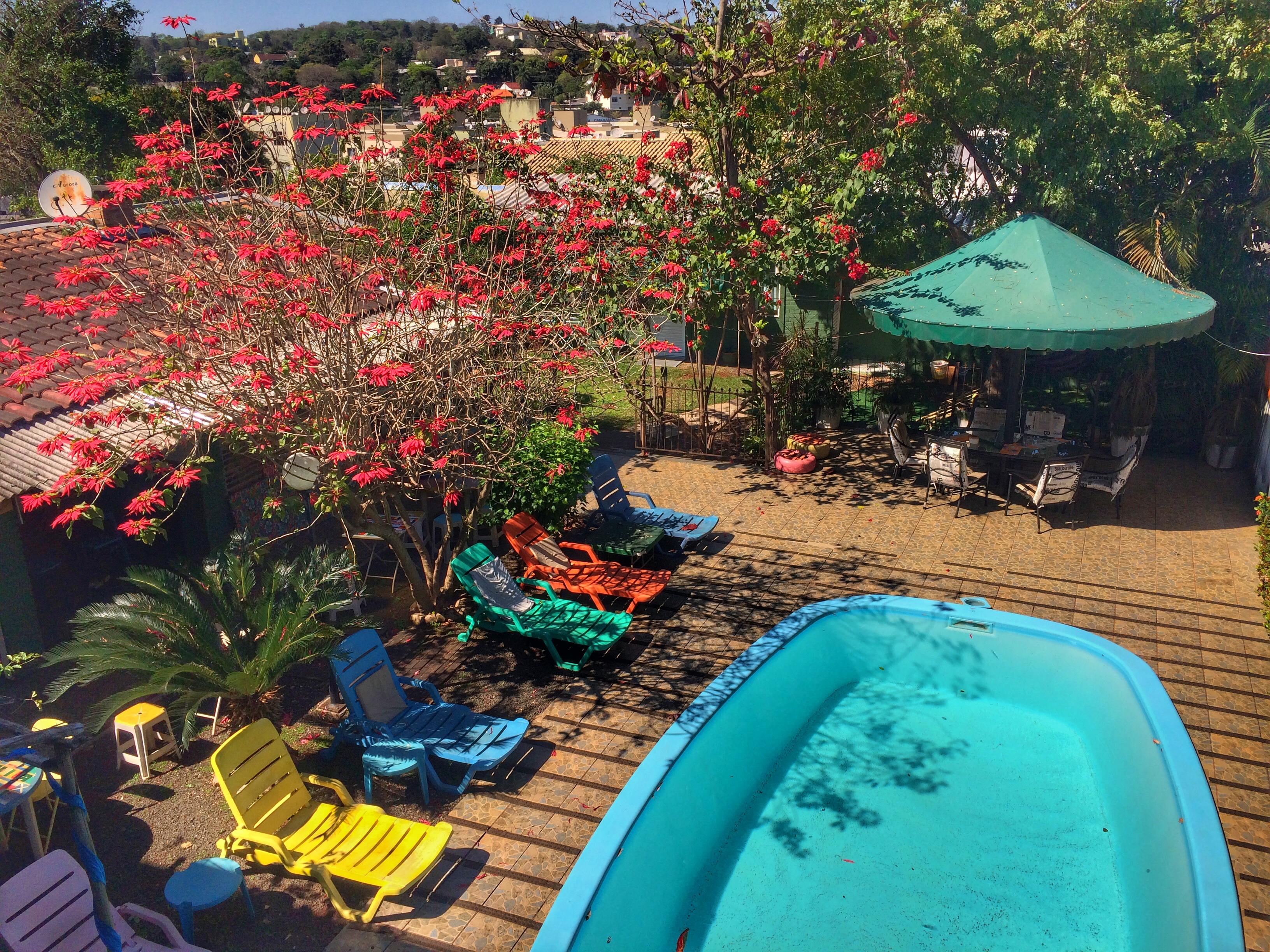 Hostel Green House – Recanto dos mochileiros em Foz do Iguaçu – PR