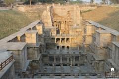 seven storied step well of Rani ni Vav at Patan