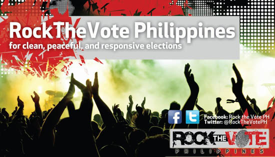 rock the vote philippines 1