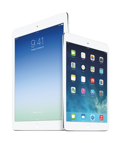 iPad Air iPad mini – small