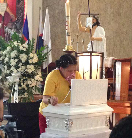 grieving andrea rosal