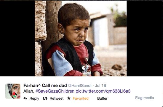 save Gaza children