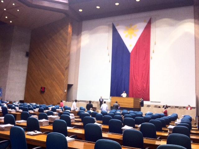empty-congress