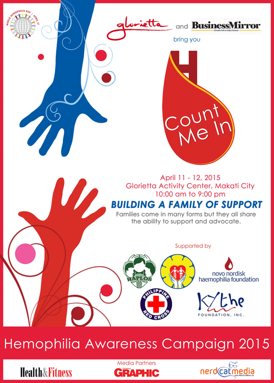 World Hemophilia Day_Poster