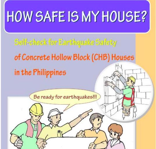 earthquake ready house
