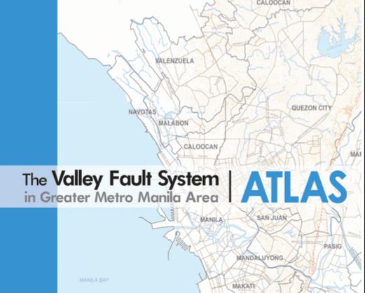 valley fault atlas