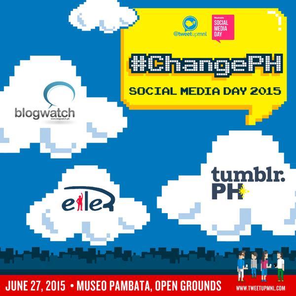 blogwatch at social media day