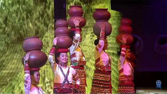 apec cultural performance