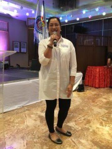 Mandaluyong Mayor Menchie Abalos