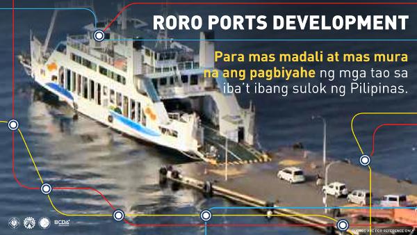 roro ports development