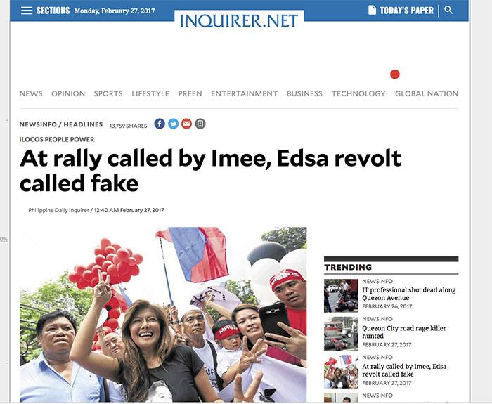 fake headlines