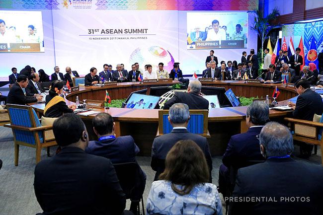asean summit on human rights