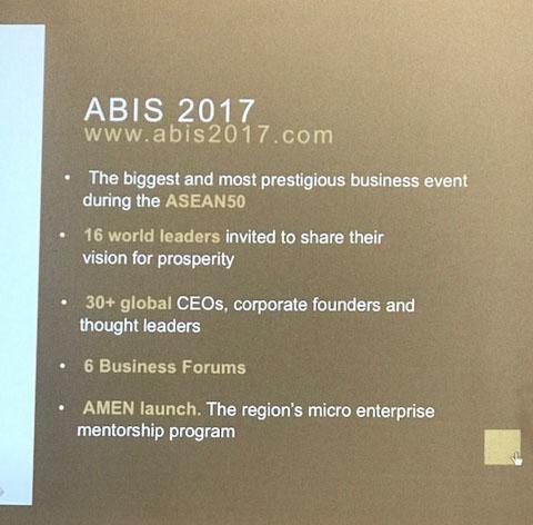 ASEAN Business & Investment Summit 2017